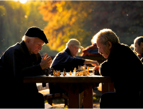 WILL FRIENDS EMERGE AS AN INCREASINGLY IMPORTANT ALTERNATIVE TO AGING ALONE?