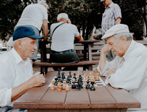 COGNITIVE FUNCTIONS OF OLDER ADULTS ARE BETTER THAN BEFORE – EVEN IN CENTRAL EUROPE